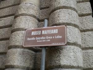 Museo Maffeiano de Verona