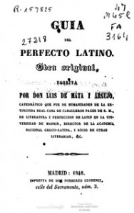 guía del perfecto latino