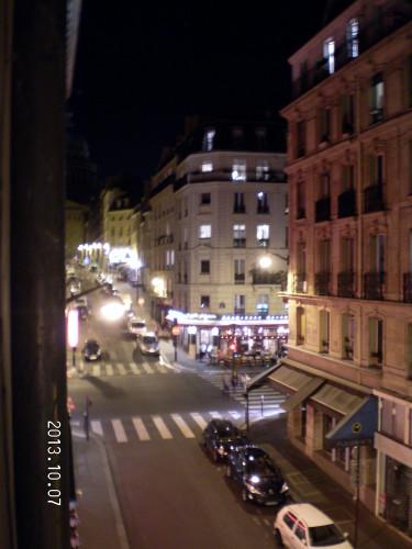 La Rue de Carmes de París