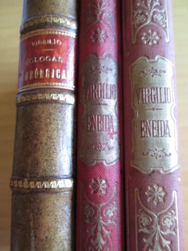 Las traducciones de Virgilio a cargo de Miguel Antonio Caro, ahora reunidas