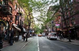 El neoyorquino barrio de Greenwich-Village