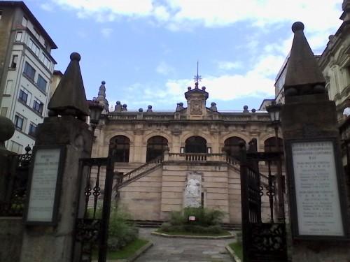 La Biblioteca de Menéndez Pelayo en Santander